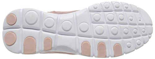 Hi-Tec Flyaway Ii - Zapatillas Deportivas para Interior Mujer Gris (Grey/Lobster Bisque 052)