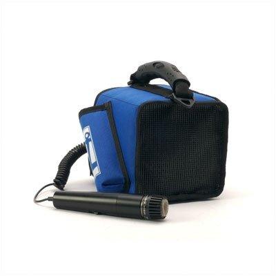 MiniVox Lite Public Address Speaker Battery Recharge Kit: With battery recharger kit (Lite Recharge)