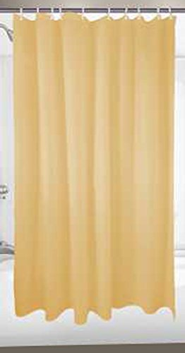 Premier Faucet 2473263 Hotel Nylon Shower Curtain, 6 by 6-Feet, - Nylon Shower Hotel Curtain