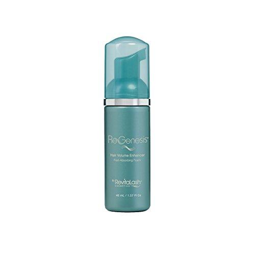 RevitaLash Cosmetics ReGenesis Fast Absorbing Foam Hair Volume Enhancer, 1.57 Fl Oz by RevitaLashenesis Fast Absorbing Foam, 0.1 lb.