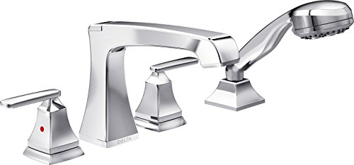 Delta Faucet T4764 Ashlyn, Roman Tub Trim, Chrome