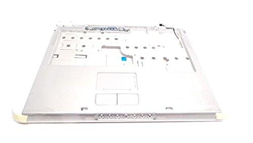 (Dell Inspiron E1505 6400 Palmrest Touchpad Media Board Hinge Covers JM051 HF909)