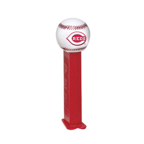 - Pez Dispenser Displays - Cincinnati Reds (12 Packs)