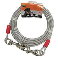 Cider Mill 30' Dog Tieout - For Dogs up to 250 lbs. by Aspen Pet