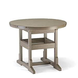 """Breezesta 36"""" Round Dining Table - Lilac"""