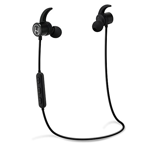 Bluetooth Headphones for The Gym, in-The-Ear Headphones Bluetooth Headphones with Mic - Bluetooth Headset for Gym and Activities Noise Canceling