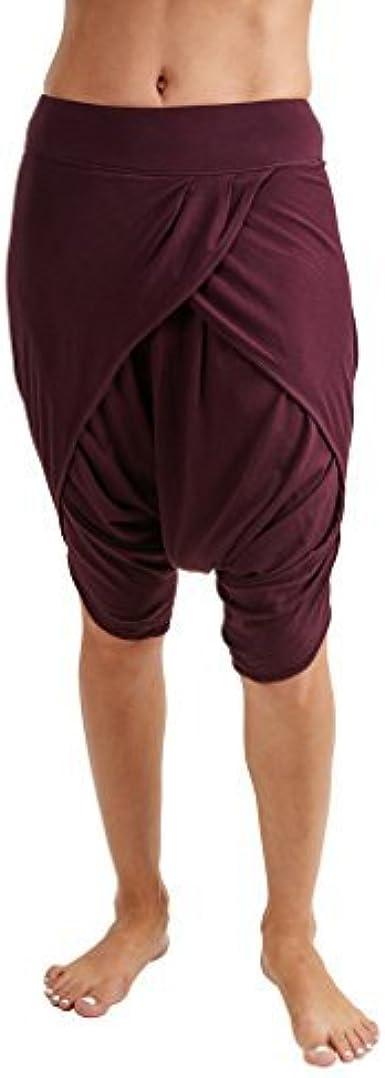 Proyog Femmes Biologique Yoga Dhoti Pantalon