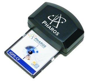 Pharos iGPS-CF Compact Flash GPS Receiver (Pharos Gps Systems)