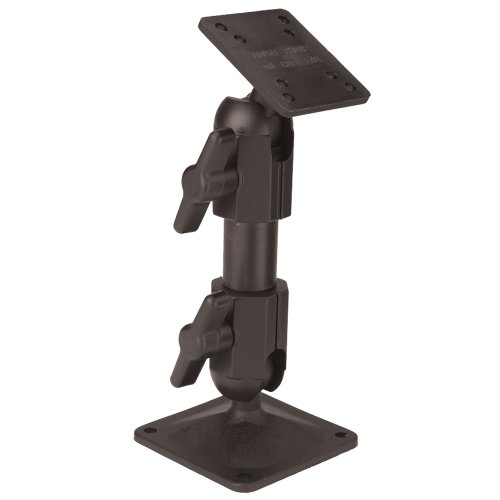 Panavise 717-06 6-Inch Slimline 2000 Pedestal (English Turn Corner Pedestal)