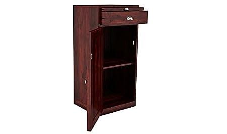 Ringabell Altavista Mini Bar Cabinet (Teak & Mahogany Finsh)