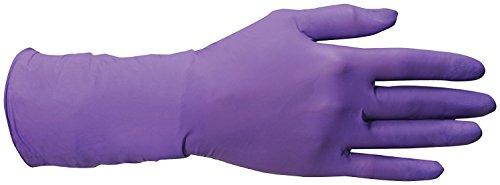 Halyard Health Purple Nitrile-Xtra Exam Gloves 50602 by Halyard Health (Image #1)