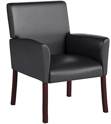 AmazonBasics Reception Chair, Black by AmazonBasics (Image #6)