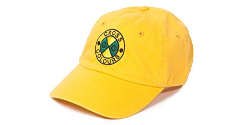 (Cross Colours Classic Embroidered Dad Hat)