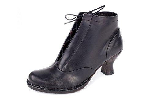 Neosens - Botas de Piel Lisa para mujer negro negro 37