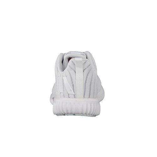 Adidas ClimaCool CW–Chaussures de Course pour femmes, Blanc–(Ftwbla/Ftwbla/Plamet) 422/3