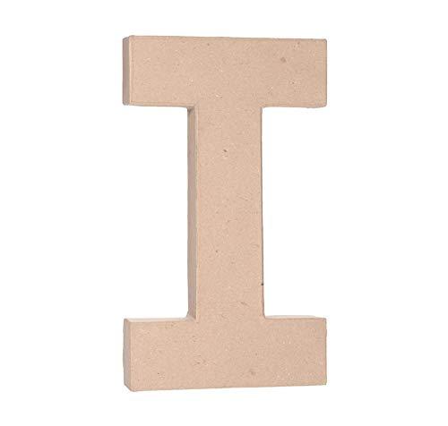 Darice 2861-I Paper Mache Letter 12Inx1.5In ()