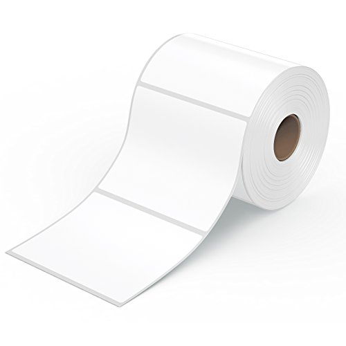 ROLLO Thermal Direct 4x6 Shipping Label (Roll of 500 labels) - Commercial Grade - Commercial Label Printers