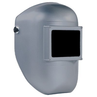 Fibre-Metal 280-990GY Tigerhood Classic Welding Helmets, #10, 4 1/2