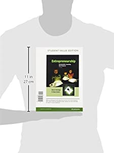 Entrepreneurship: Sucessfully Launching New Ventures, Student Value Edition (5th Edition) from Prentice Hall
