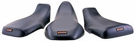 2002-2009 SUZUKI OZARK 250 QUAD WORKS SEAT COVER SUZUKI BLACK 30-32502-01