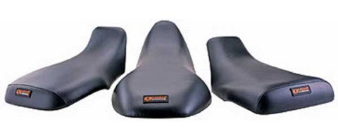 Predator Seat - 2003-2007 POLARIS 500 PREDATOR QUAD WORKS SEAT COVER POLARIS BLACK, Manufacturer: PACIFIC POWER, Manufacturer Part Number: 30-55003-01-AD, Stock Photo - Actual parts may vary.
