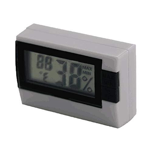 Cloverclover Ingebouwde Elektronische Digitale Display Koelkast Thermometer Mini Digitale Thermometer, Wit, (sleutels…
