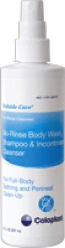 Coloplast Bedside Care Shampoo and Body Bath, 8Oz (1 Each)