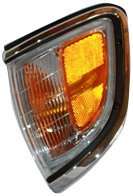 TYC 18-3196-36 Toyota Tacoma Driver Side Replacement Parking/Side Marker Lamp Assembly