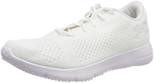 Femme Rapid Running Blanc de Armour White White UA W 104 Chaussures White Under qW0YtwY