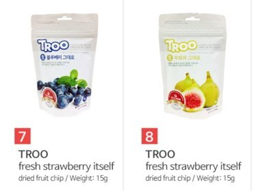 Freeze Dried Pear Chips(21 gr/pack x 5 packs) by Troo (Image #5)