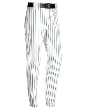Teamwork Youth Pinstripe 14 oz. Polyester Pant (Large)
