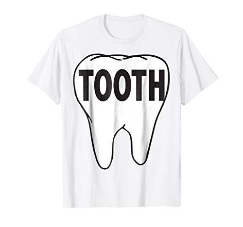 Dental Tooth Dentist Halloween Costume Family Group -
