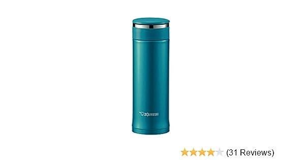 10 oz//0.30 L Zojirushi Stainless Vacuum Mug Emerald