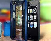 iphone 5c iphone 5c Case Abstract Flowers Floral Beauty Custom Polycarbonate Hard Back Case Cover for iphone 5c iphone 5c Black-42001
