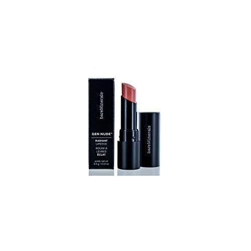 bareMinerals Gen Nude Radiant Lipstick, Strip, 0.12 Ounce