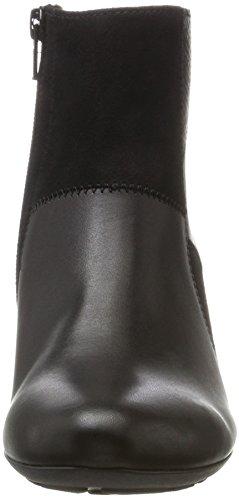 Micro Gabor Stivali Comfort Nero Donna Schwarz Basic RYFW1wYqxS