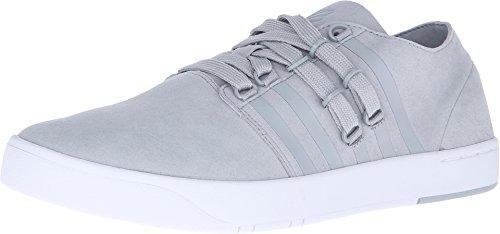K-Swiss Men's D R Cinch Lo Highrise/White Casual Shoe 13 Men US