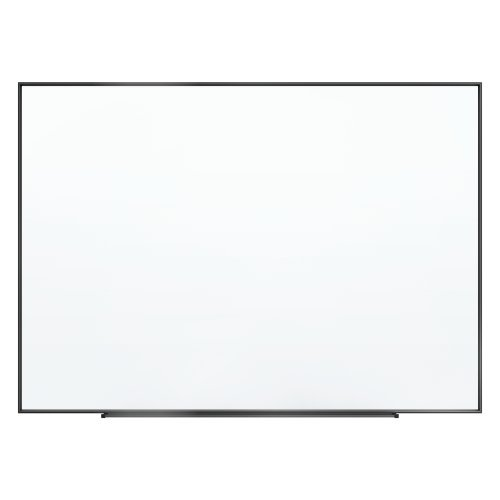 Quartet Whiteboard / Dry Erase Board, Magnetic, 8'x4', Fusion Nano-Clean, Black Aluminum Frame (NA9648FB) by Quartet
