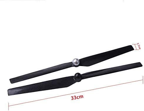 Maytech Carbon fiber propellers for yuneec q5004k mtcp 1303y A//B