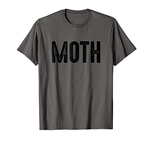 Funny Moth Meme Shirt Halloween Costume Tee