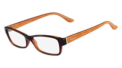 Eyeglasses FERRAGAMO SF 2689 231 HAVANA/BURNT - Outlets Lv Premium