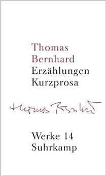 Descargar Libros En Ingles Werke: Erzahlungen. Kurzprosa: Bd. 14 Archivo PDF A PDF