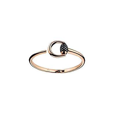 2f4f3019a Gucci BRACCIALE Horsebit ORO ROSA Ref. YBA286654001: Amazon.co.uk: Jewellery