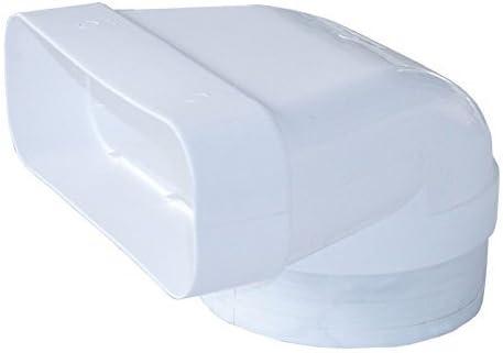umlenk pieza con tubos de empalme 230x 80mm Canal Plano Power 150A 150Mm De Diámetro * 529117: Amazon.es: Grandes electrodomésticos