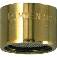 Moen 3924 2.2 GPM Female Thread Aerator, Chrome