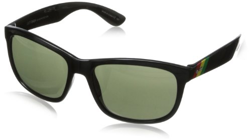 Dot Dash Poseur Wayfarer, Rasta, 54 mm