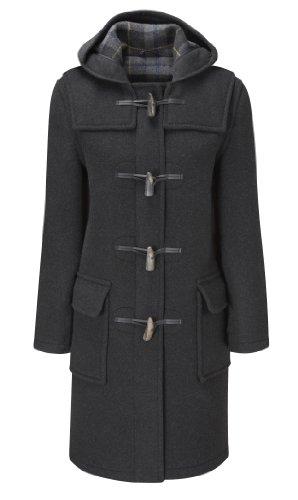Original Montgomery Womens Duffle Coat -- Charcoal (08)