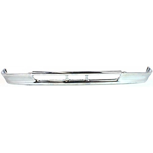 Evan-Fischer EVA18272015178 Lower Panel Valance for Toyota Pickup 92-95 Front Plastic Chrome 2WD