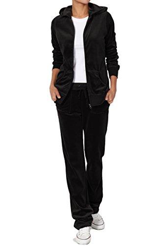 Velour Pants Suit - 5