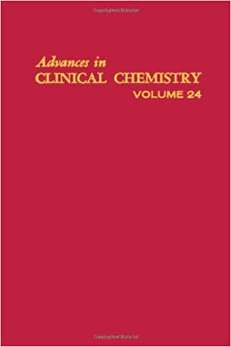 Book Advances in Clinical Chemistry, Vol. 24